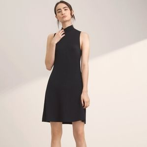 Aritzia Wilfred Free Hardison mock neck dress